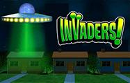 бесплатно играть в автомат Invaders