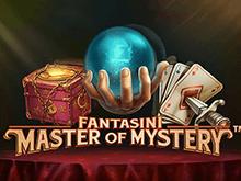 Играть онлайн в автомат Фантазини: Мастер Мистерий