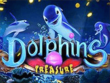 Сокровища Дельфина в Вулкан онлайн
