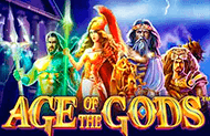 Бесплатный автомат Эпоха Богов в Вулкане