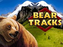 Азартный автомат Медвежьи Следы онлайн