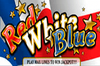 Азартный автомат Вулкан Красное, Белое И Синее