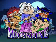 В клубе Вулкан азартный слот Moonshine