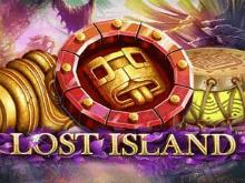 Игровой автомат Вулкан онлайн: Lost Island