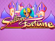 Играйте в Вулкане в автомат Sultan's Fortune