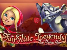 Игровой автомат FairyTale Legends Red Riding Hood